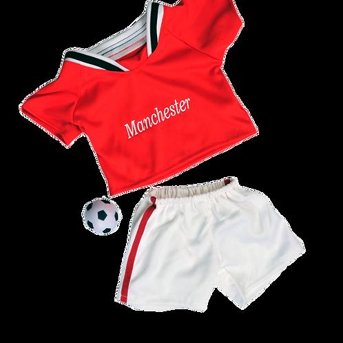 """Manchester Utd Football Kit (16"""")"""