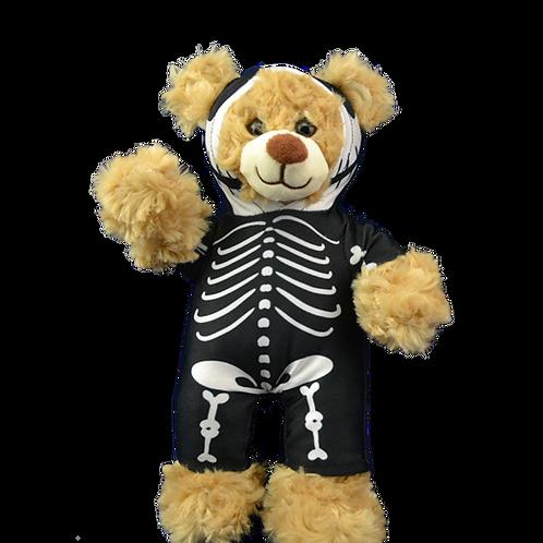 """Skeleton Morph Suit (8"""")"""