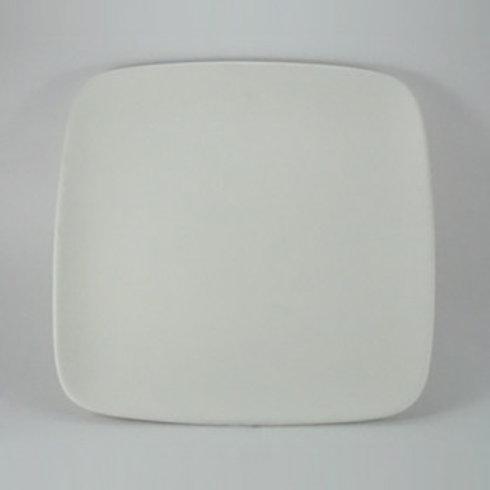 Square Coupe Plate - 23cm