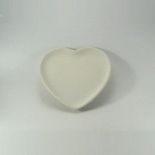 Heart Plate - 12cm
