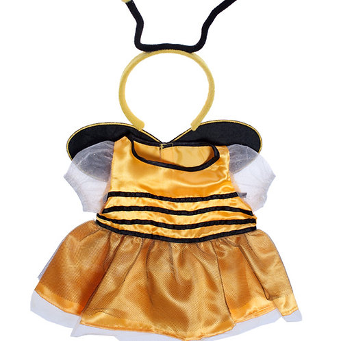 "Bee Dress with Antenna (8"")"