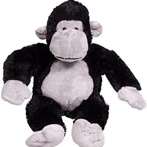 """Silverback the Gorilla (8"""")"""