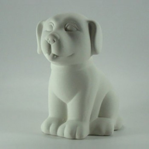 Puppy Bank 14cm