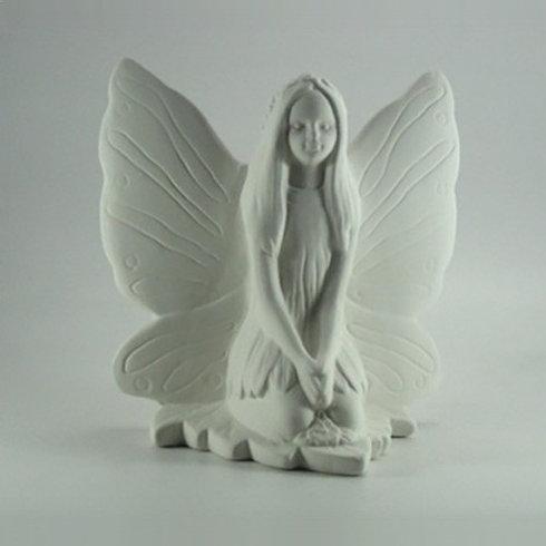 Lotus Fairy Kneeling