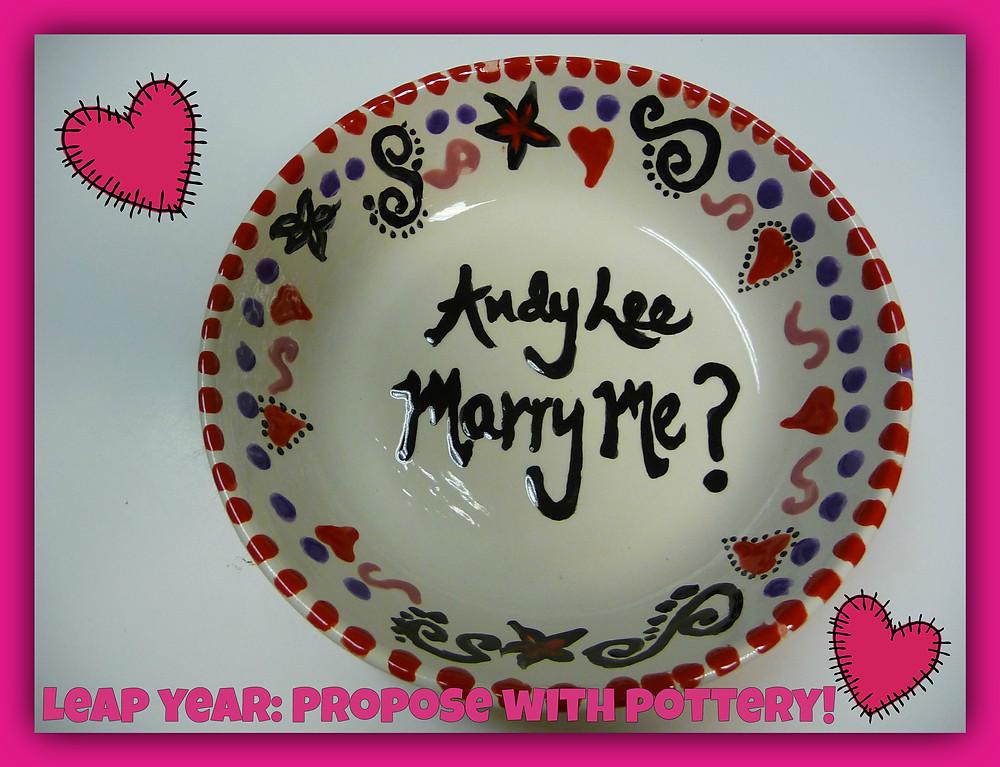 Proposal bowl