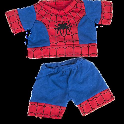 "Spiderbear PJ's (16"")"