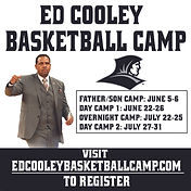 Ed Cooley Basketball Camp Friars