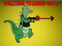 Lazer Gate laser tag and more!