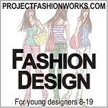 Fashionworks, fashion, design, designers, clothing, sewing, creative, design