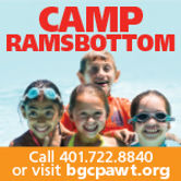 Camp Ramsbottom, boys and girls club of pawtucket, country, outdoors, bussing, nature