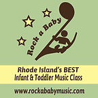rock-a-baby music classes for infants and toddlers