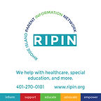 RIPIN, Parent Information Network, questions, special educaton