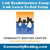 Community Boating, sailing, providence, environment, SUP, paddling