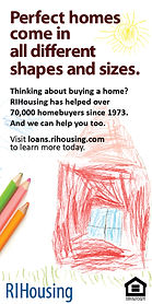 Rhode Island Housing, buy, sell, affordable housing, renting, loans