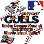 newport gulls, baseball