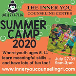 Inner You, social skills, counseling, yoga, arts & crafts,