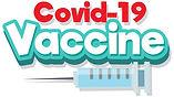 font-design-for-covid-19-vaccine-vector.
