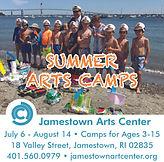 Jamestown Arts Camp