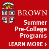 Brown University pre-college programs, academics, travel, credits, high school