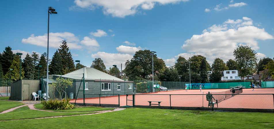 Great Facilities With 8 Courts