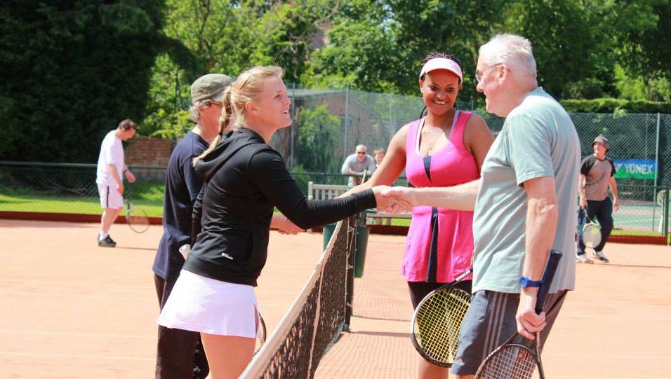 Plenty Of Social Tennis