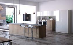 Haka Küche 2