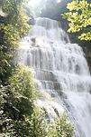 les cascades du herisson,