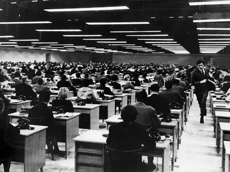 Le Péril bureaucratique : l'Administration fait-elle la loi ?