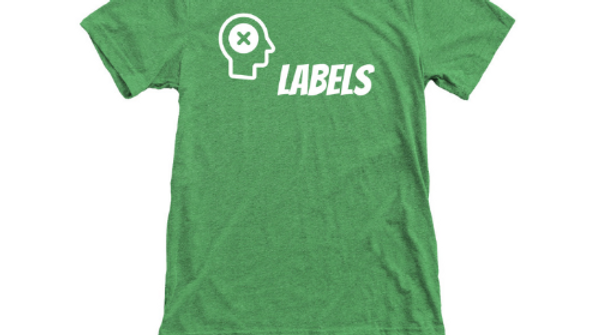 """No Labels"" Triblend Unisex Tee"