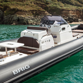 Brig UK - The Wolf Rock Boat Co.