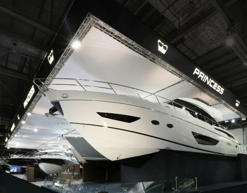 Princess Yachts - Crafted in Plymouth, England