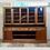 Thumbnail: Antique Haberdashery Cabinet Glazed Sliding Doors
