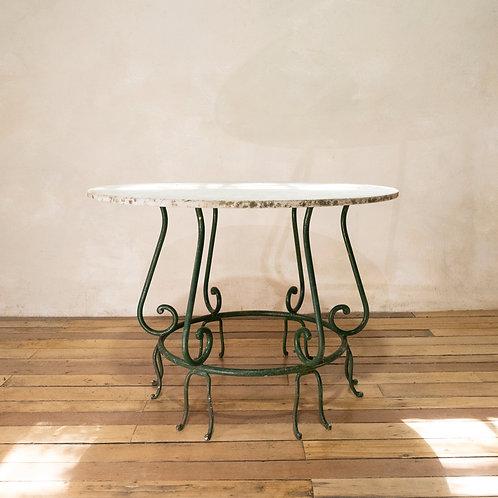 """A 20th Century French """"Orangerie"""" Centre - Garden Table"""