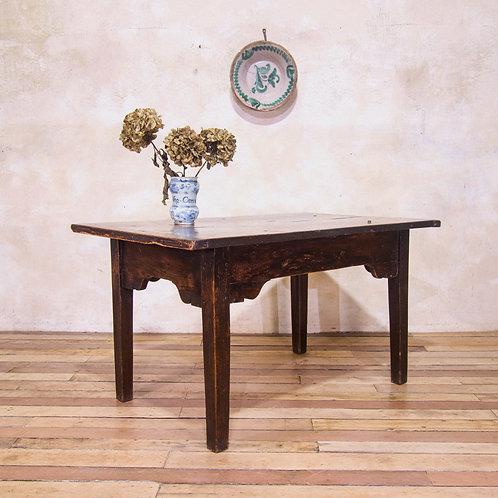 A charming mid 18th Century Joined Oak Farmhouse Table