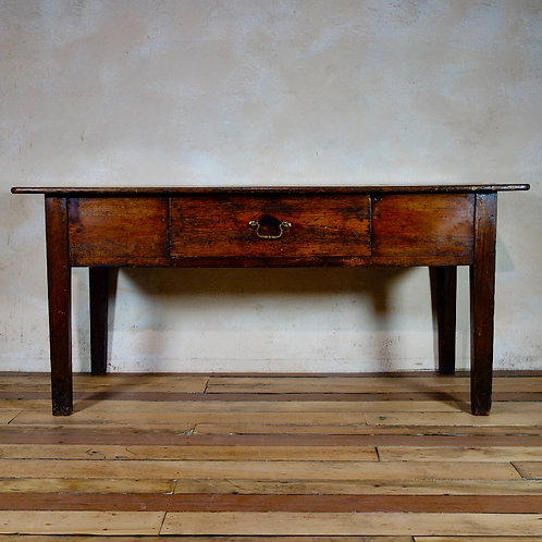 A 19th Century Country Prep Table