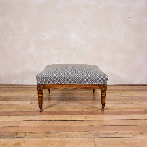 A 19th Century French Footstool - Ottoman