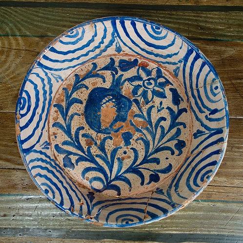 Antique Alhambra Bowl