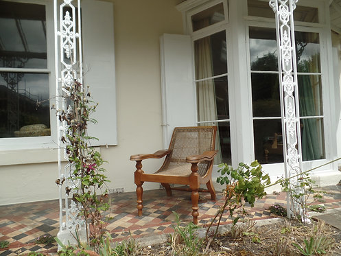 Antique Plantation Chair
