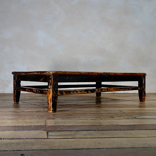 Antique Oriental Lacquer Coffee Table