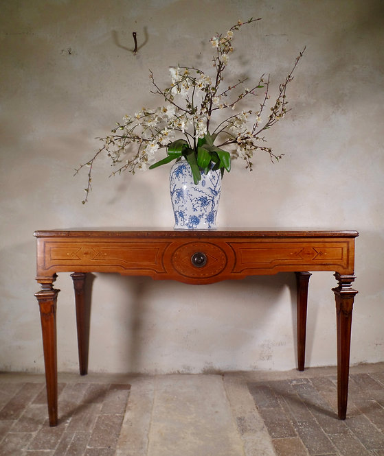 Early 19th Century Continental Console Table