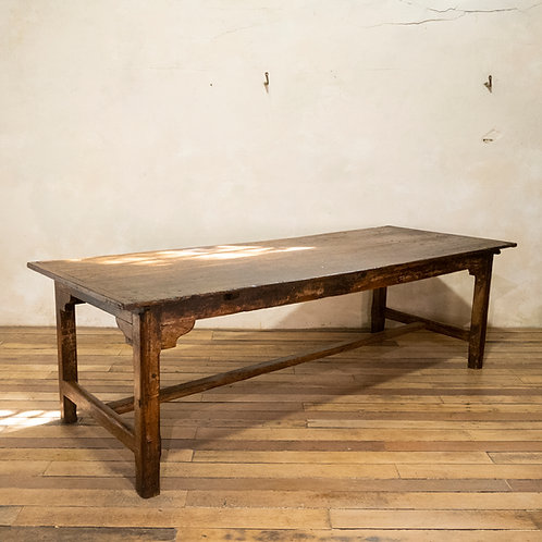 An Exceptional 18th Century & Later French Provincial Farmhouse Table