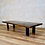 Thumbnail: A Large Scale 19th Century Hardwood Coffee - Low Table