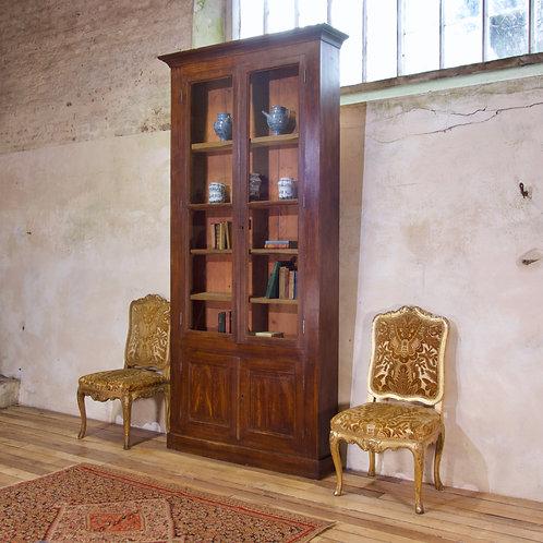 A Tall Majestic 19th Century French Bibliothèque - Bookcase