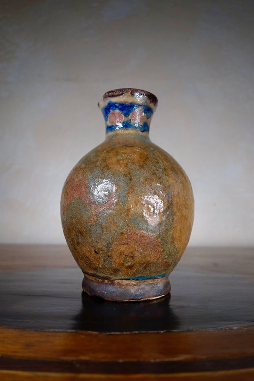 A Qajar Persian Vase