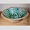 Thumbnail: Large 19th Century Spanish Dairy Bowl Granada Lebrillo