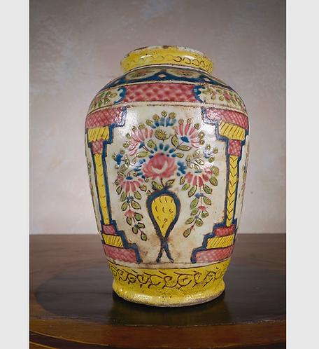 19th Century Persian Qajar Dynasty vase