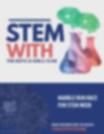 Copy of STEM event flyer template - Made