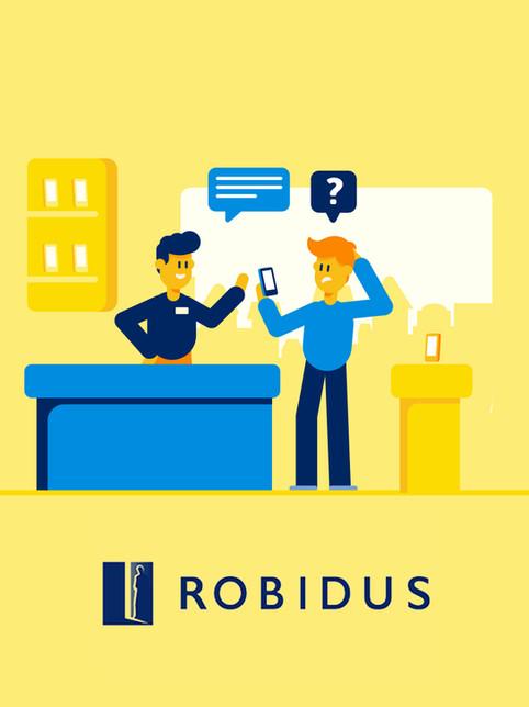 Robidus - Casemanger