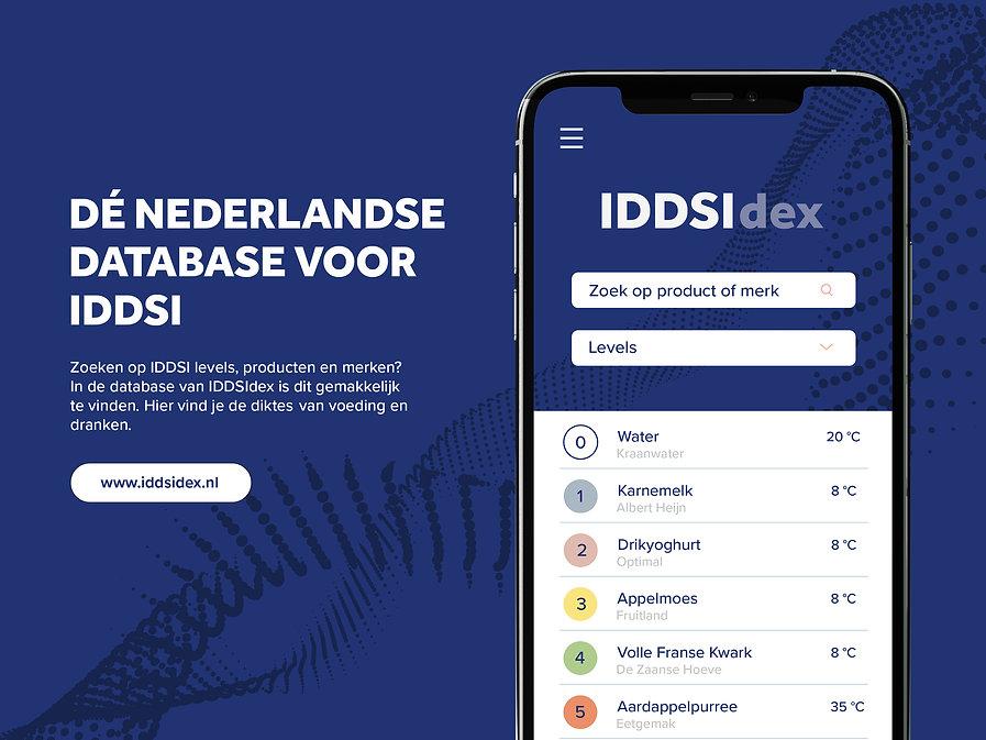 Iddsidex - Website