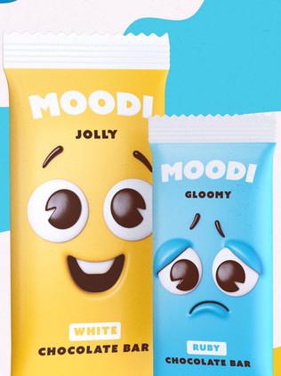 Moodi - Chocolate bar